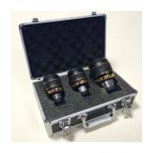 7mm, 15mm, 23mm SkyWatcher UWA eyepiece (82 deg.)- AL case