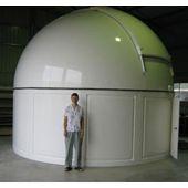 Cupolă Sirius Observatories 5m, cu pereți, motorizată