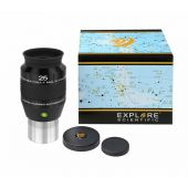 "Explore Scientific 100° N2 Eyepiece 25mm (2"")"