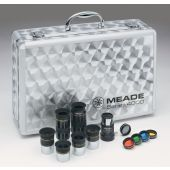 MEADE 4000 Set oculare si filtre, geanta metalica