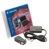 Meade Kit cablu conector cu suita software AutoStar Astronomer Edition
