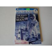 SPACEBUSTERS-THE RACE TO THE MOON - book