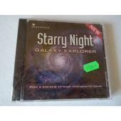 STARRY NIGHT - GALAXY EXPLORER CD Rom