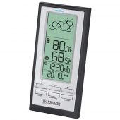 Weather time ® TE388W. Statie meteo cu ceas atomic