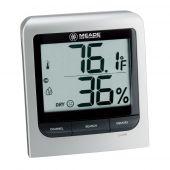 Weather time ® TM005X-M. Termometru-higrometru pentru interior/exterior