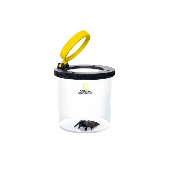 NATIONAL GEOGRAPHIC 2x/4x Cup Magnifier