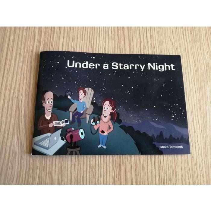 UNDER A STARRY NIGHT book